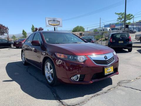 2011 Acura TSX for sale at CarSmart Auto Group in Murray UT