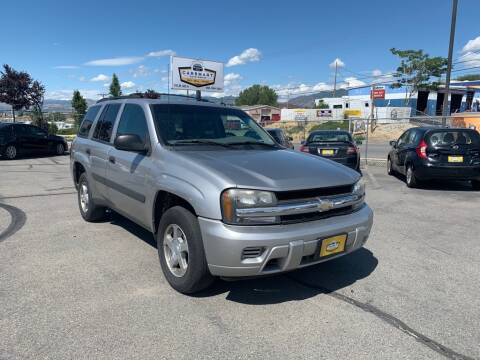 2005 Chevrolet TrailBlazer for sale at CarSmart Auto Group in Murray UT