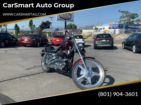 2003 HARLEY DAVIDSON 1200 for sale at CarSmart Auto Group in Murray UT