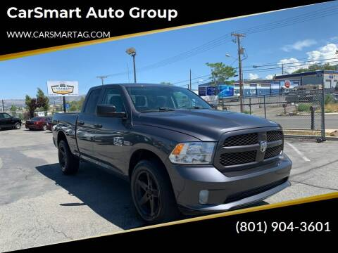 2017 RAM Ram Pickup 1500 for sale at CarSmart Auto Group in Murray UT
