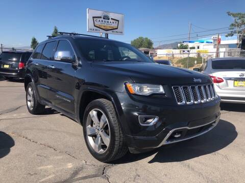 2015 Jeep Grand Cherokee for sale at CarSmart Auto Group in Murray UT