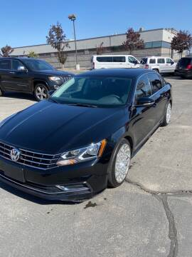 2016 Volkswagen Passat for sale at CarSmart Auto Group in Murray UT