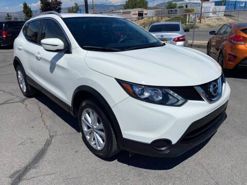 2017 Nissan Rogue Sport for sale at CarSmart Auto Group in Murray UT