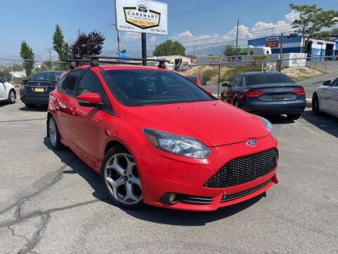 2013 Ford Focus for sale at CarSmart Auto Group in Murray UT