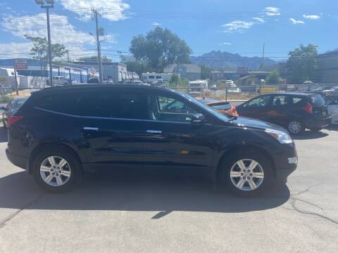 2012 Chevrolet Traverse for sale at CarSmart Auto Group in Murray UT