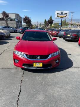 2015 Honda Accord for sale at CarSmart Auto Group in Murray UT