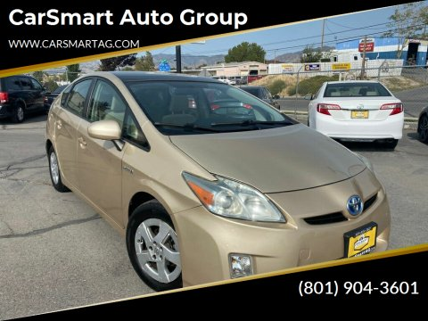 2011 Toyota Prius for sale at CarSmart Auto Group in Murray UT
