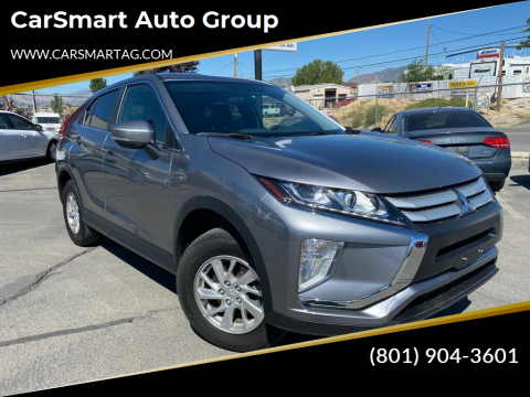 2019 Mitsubishi Eclipse Cross for sale at CarSmart Auto Group in Murray UT