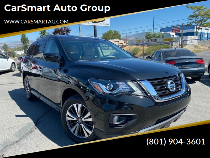 2017 Nissan Pathfinder for sale at CarSmart Auto Group in Murray UT