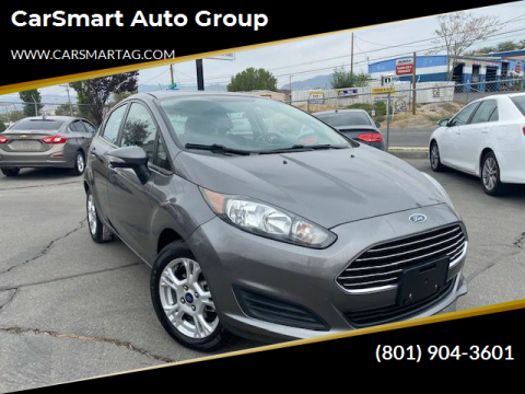 2014 Ford Fiesta for sale at CarSmart Auto Group in Murray UT