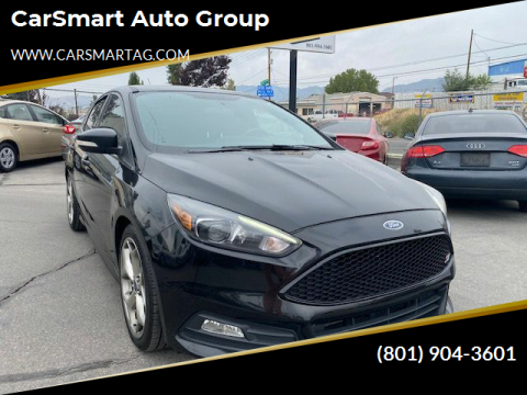 2015 Ford Focus for sale at CarSmart Auto Group in Murray UT