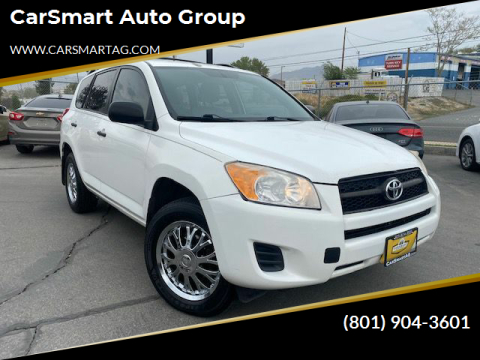 2011 Toyota RAV4 for sale at CarSmart Auto Group in Murray UT