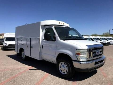 2011 Ford E-Series Chassis E-350 SD for sale at AZ WORK TRUCKS AND VANS in Peoria AZ