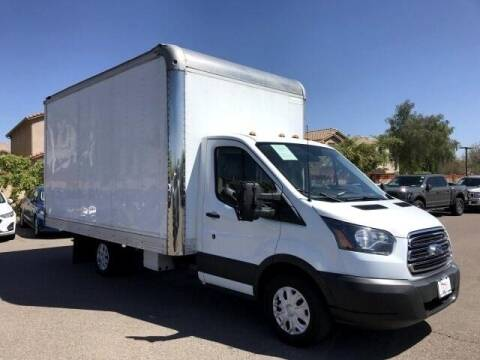 2015 Ford Transit Cutaway 350 for sale at AZ WORK TRUCKS AND VANS in Peoria AZ