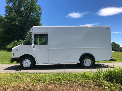 2010 Freightliner MT45 Chassis for sale at Lafayette Salvage Inc in Lafayette NJ