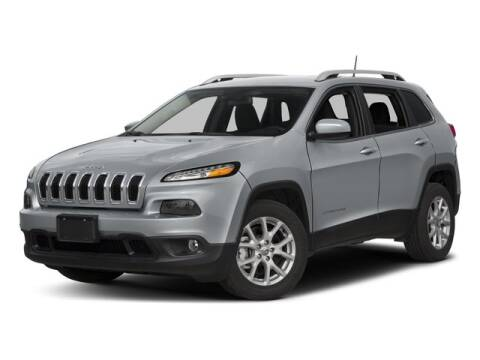 2018 Jeep Cherokee Latitude Plus for sale at Chrysler World Inc. in Abrams WI
