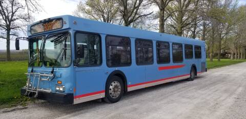 2001 New Flyer Transit Bus for sale at Allied Fleet Sales in Saint Charles MO