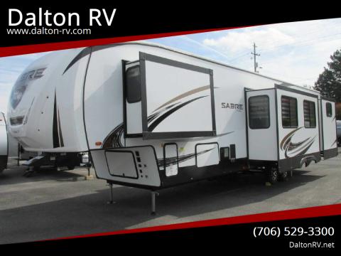 2020 SABRE 38DBQ for sale at Dalton RV in Dalton GA