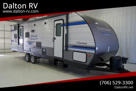 2020 Coachmen Catalina 263BHSCK for sale at Dalton RV in Dalton GA