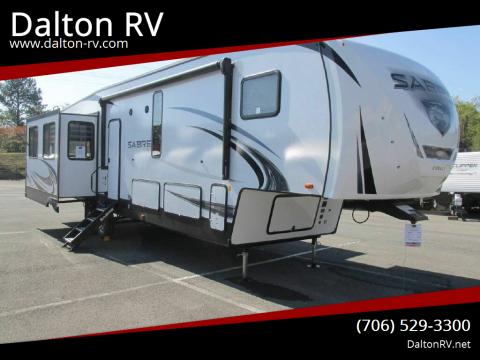 2020 SABRE 36BHQ for sale at Dalton RV in Dalton GA