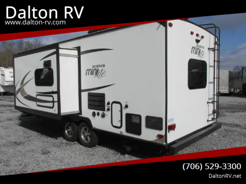 2018 Forest River Rockwood 2503 for sale at Dalton RV in Dalton GA