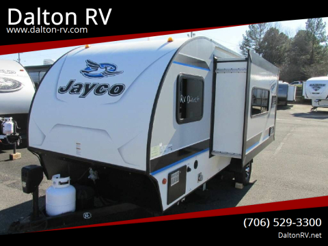 2017 Jayco HUMMINGBIRD 17RK for sale at Dalton RV in Dalton GA