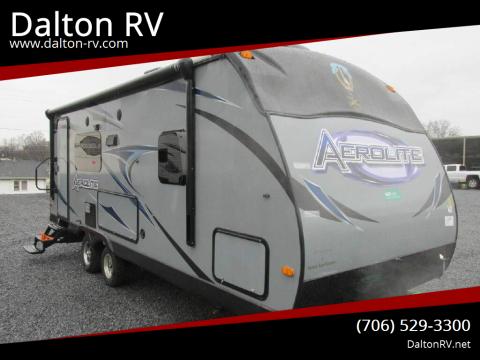 2014 Dutchmen Aerolite 225RBSL for sale at Dalton RV in Dalton GA