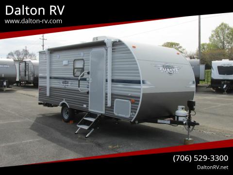 2021 Shasta Oasis 18BH for sale at Dalton RV in Dalton GA