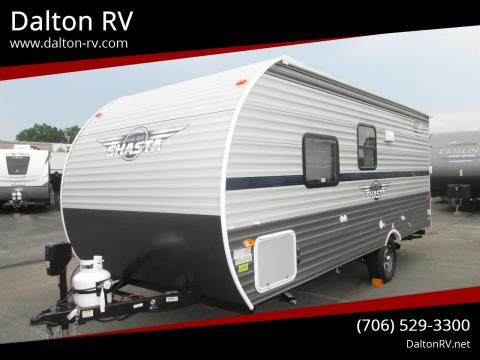 2020 Shasta Oasis 18FQ for sale at Dalton RV in Dalton GA