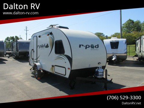 2015 Forest River R pod 179 for sale at Dalton RV in Dalton GA
