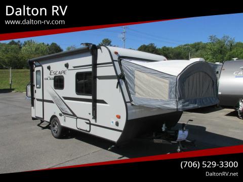 2020 KZ Escape 160RBT for sale at Dalton RV in Dalton GA