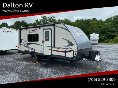 2019 Coleman Light LX 1705RB for sale at Dalton RV in Dalton GA