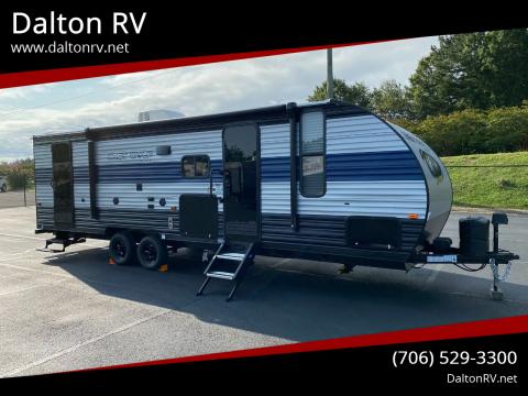2021 GREY WOLF 26DBH for sale at Dalton RV in Dalton GA