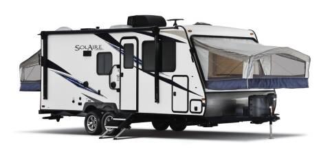 2021 Palomino Solaire X Hybrid 185X for sale at Dalton RV in Dalton GA