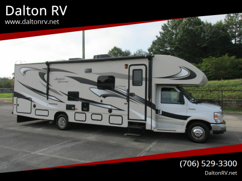 2015 Jayco Greyhawk 29MV for sale at Dalton RV in Dalton GA