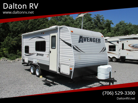 2013 Primetime Avenger 191LT for sale at Dalton RV in Dalton GA