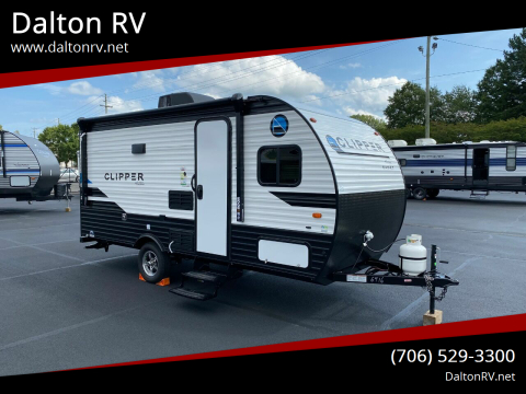 2021 Coachmen Clipper 17CBH for sale at Dalton RV in Dalton GA