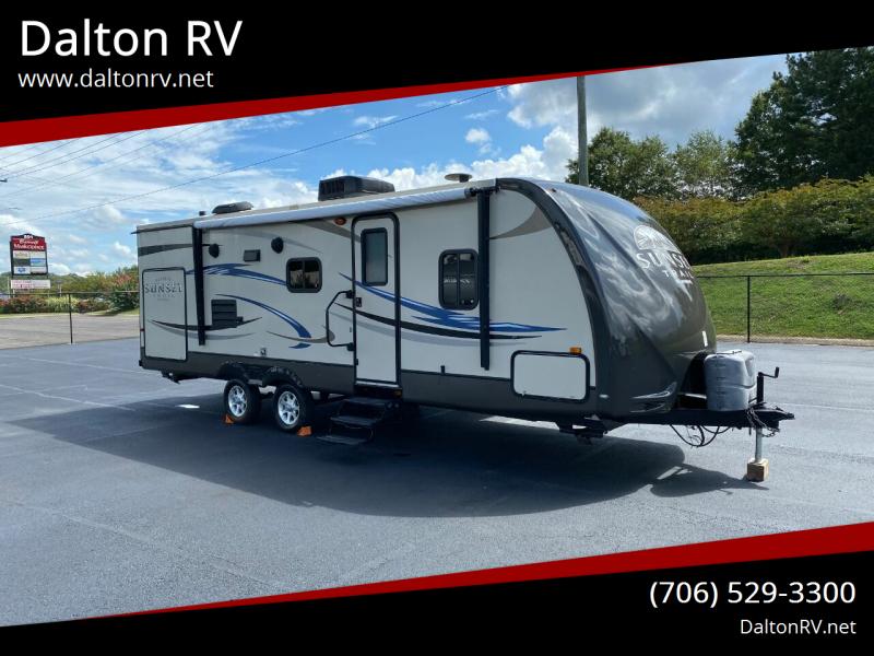 2012 Crossroads Sunset Trail 25RB for sale at Dalton RV in Dalton GA