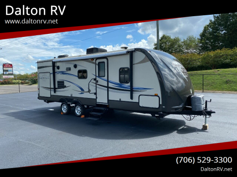2012 Crossroads Sunset Trail 25RB for sale at Dalton RV in Dalton GA