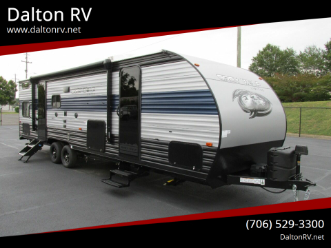 2021 GREY WOLF 27DBH for sale at Dalton RV in Dalton GA