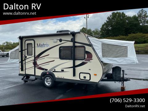 2013 Gulf Stream Matrix 817EX for sale at Dalton RV in Dalton GA