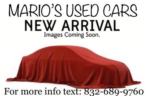 2010 Cadillac CTS for sale at Mario's Used Cars - Pasadena Location in Pasadena TX