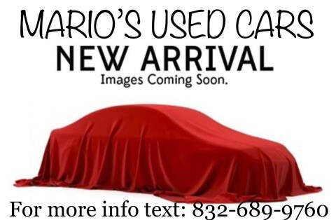 2013 Ford Fusion for sale at Mario's Used Cars - Pasadena Location in Pasadena TX