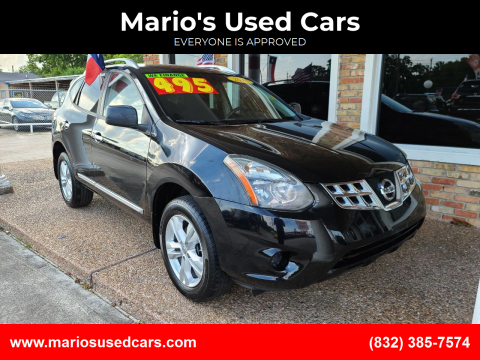 2010 Nissan Rogue for sale at Mario's Used Cars - South Houston Location in South Houston TX