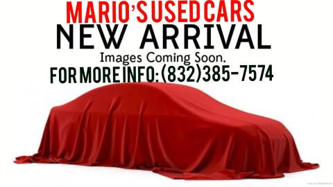 2011 Lincoln MKS for sale at Mario's Used Cars - South Houston Location in South Houston TX
