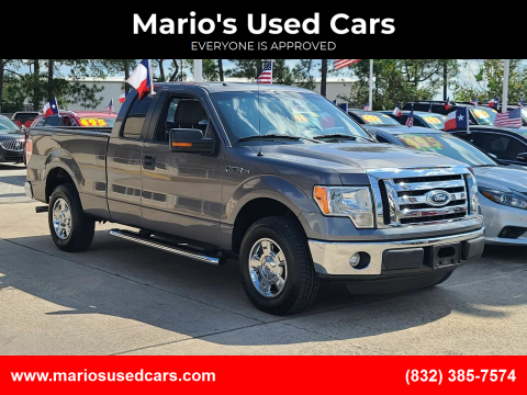 2011 Ford F-150 for sale at Mario's Used Cars in Houston TX