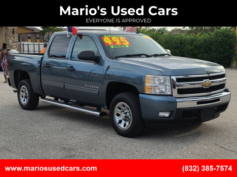 2011 Chevrolet Silverado 1500 for sale at Mario's Used Cars - Pasadena Location in Pasadena TX