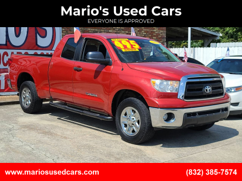 2011 Toyota Tundra for sale at Mario's Used Cars - South Houston Location in South Houston TX