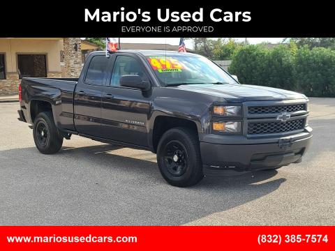 2014 Chevrolet Silverado 1500 for sale at Mario's Used Cars - Pasadena Location in Pasadena TX