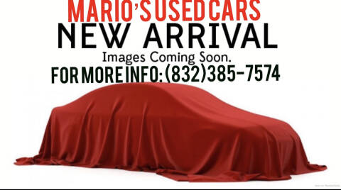 2014 Cadillac SRX for sale at Mario's Used Cars in Houston TX